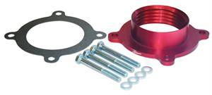 Dodge Dakota Engine Performance - Dodge Dakota Throttle Body & Spacer - PowerAid - PowerAid Throttle Body Spacer: Dakota / Ram / Commander / Grand Cherokee 3.7L 2007 - 2012