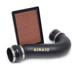 5.7L / 6.1L / 6.4L Hemi Engine Parts - Hemi Cold Air Intake & Filters - AirAid - AirAid Jr. Air Intake: Jeep Commander / Grand Cherokee 5.7L Hemi 2005 - 2010