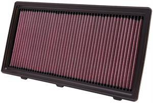 Dodge Durango Engine Performance - Dodge Durango Air Intake & Filter - K&N Filters - K&N Air Filter: Dodge Dakota / Durango 1997 - 2014