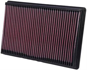 Dodge Ram Engine Performance - Dodge Ram Air Intake & Filters - K&N Filters - K&N Air Filter: Dodge Ram 2002 - 2018 (All Models)
