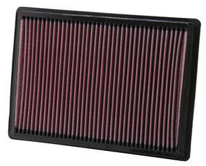 5.7L / 6.1L / 6.4L Hemi Engine Parts - Hemi Cold Air Intake & Filters - K&N Filters - K&N Air Filter: Chrysler 300 / Dodge Challenger / Charger / Magnum 2005 - 2010 (All Models)