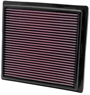 Dodge Dakota Engine Performance - Dodge Dakota Air Intake & Filter - K&N Filters - K&N Air Filter: Dodge Durango / Jeep Grand Cherokee 2011 - 2021 (All Models)