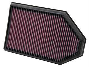 Dodge Challenger Engine Performance - Dodge Challenger Air Intake & Filter - K&N Filters - K&N Air Filter: Chrysler 300 / Dodge Challenger / Charger 2011 - 2018 (All Models)