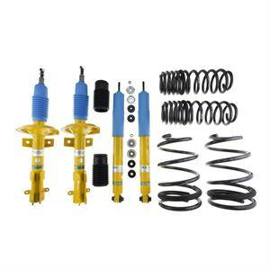 Dodge Challenger Suspension Parts - Dodge Challenger Coilovers - Bilstein - Bilstein B12 Pro-Kit Suspension Kit: Dodge Challenger 2011 - 2020