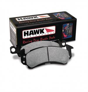 HEMI BRAKE PARTS - Hemi Brake Pads - Hawk - Hawk HP Plus Front Brake Pads: 300 / Charger / Challenger / Magnum SRT8 2006 - 2016