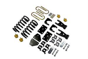 Belltech - Belltech Lowering Kit W/O Shocks: Dodge Ram (Regular Cab) 2002 - 2005