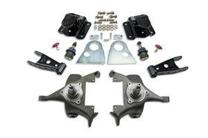 Belltech - Belltech Lowering Kit W/O Shocks: Dodge Ram V8 (Regular Cab Auto Trans) 1994 - 1999