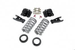 "Belltech - Belltech Lowering Kit 2"" or 3"" F 4"" R drop W/O Shocks: Dodge Ram V8 (Regular Cab Auto Trans) 1994 - 1999"