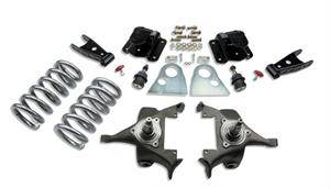 "Belltech - Belltech Lowering Kit 3"" F 4"" R drop W/O Shocks: Dodge Ram V8 (Regular Cab Auto Trans) 1994 - 1999"