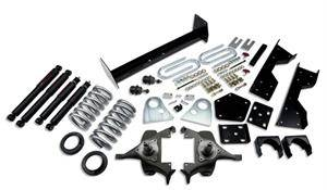 "Belltech - Belltech Lowering Kit 4"" or 5"" F 6"" R drop With ND Shocks: Dodge Ram V8 (Regular Cab Auto Trans) 1994 - 1999"