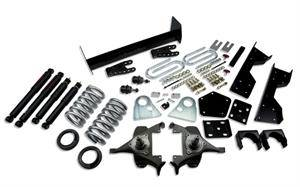 "Belltech - Belltech Lowering Kit 4"" or 5"" F 6"" or 7"" R drop With ND Shocks: Dodge Ram V8 (Regular Cab Auto Trans) 1994 - 1999"