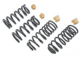 HEMI SUSPENSION PARTS - Hemi Lowering Springs - Belltech - Belltech Lowering Kit W/O Shocks: Dodge Ram (Regular Cab) 2009 - 2014