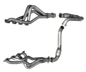 Dodge Ram Engine Performance - Dodge Ram Headers & Mid Pipes - American Racing Headers - American Racing Headers: Dodge Ram 5.7L Hemi 1500 2006 - 2008