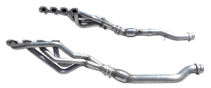 5.7L / 6.1L / 6.4L Hemi Engine Parts - Hemi Headers & Mid Pipes - American Racing Headers - American Racing Headers: Dodge Durango 5.7L 2011 - 2019