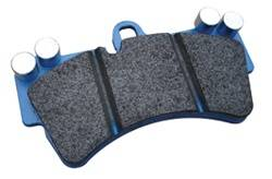 Chrysler 300 Brake Upgrades - Chrysler 300 Brake Pads - EBC - EBC Bluestuff NDX Front Brake Pads: 300 / Challenger / Charger / Magnum 5.7L Hemi 2005 - 2020