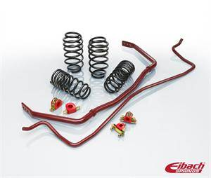 Dodge Challenger Suspension Parts - Dodge Challenger Suspension Kit - Eibach - Eibach Pro-Plus Suspension Kit: Dodge Challenger SRT 2011 - 2021