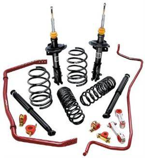 Eibach - Eibach Pro-System Plus Suspension Kit: Dodge Charger 2006 - 2010 (Exc. SRT8 & AWD)