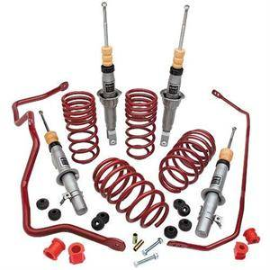 HEMI SUSPENSION PARTS - Hemi Suspension Kits - Eibach - Eibach Sport-System Plus Suspension Kit: Chrysler 300 / Dodge Challenger SRT8 2011 - 2016