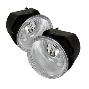 HEMI LIGHTING PARTS - Hemi Fog Lights - Spyder - Spyder OEM Style Fog Lights: Chrysler 300 / 300C 2005 - 2008 (Except Touring)