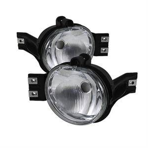 Dodge Durango Lighting Parts - Dodge Durango Fog Lights - Spyder - Spyder OEM Style Fog Lights (Clear): Dodge Ram / Durango 2002 - 2008