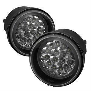 Spyder - Spyder LED Fog Lights (Clear): Dodge Charger 2006 - 2010