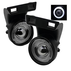 Spyder - Spyder Halo Projector Fog Lights (Smoke): Dodge Ram 1994 - 2001
