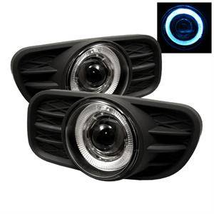 Spyder - Spyder Halo Projector Fog Lights (Clear): Jeep Grand Cherokee 1999 - 2004