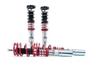 Dodge Challenger Suspension Parts - Dodge Challenger Coilovers - H&R - H&R Street Performance Coilovers: Dodge Challenger V8 2011 - 2021