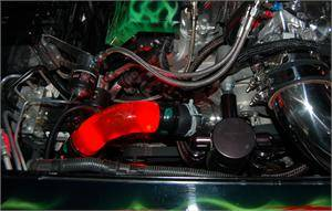 KillerGlass - Killerglass Upper Radiator Hose: Dodge Challenger 2008 - 2020 (All Models)
