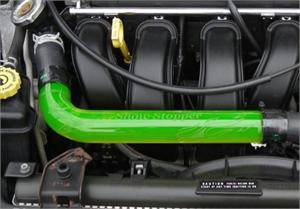 Dodge Neon SRT4 Cooling Parts - Dodge Neon SRT4 Radiator Hoses - KillerGlass - Killerglass Upper Radiator Hose: Dodge Neon SRT-4 2003 - 2005