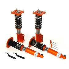HEMI SUSPENSION PARTS - Hemi Coilovers - KSport - K Sport Kontrol Pro Damper Coilovers: Dodge Charger 2006 - 2010