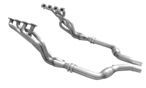 American Racing Headers - American Racing Headers: Chrysler 300C / Dodge Charger / Magnum SRT8 2006 - 2018 (6.1L/6.4L)