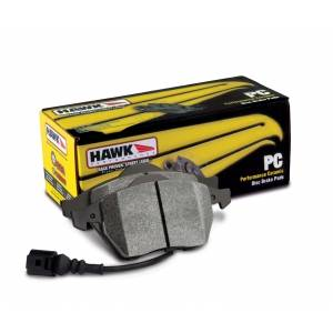 HEMI BRAKE PARTS - Hemi Brake Pads - Hawk - Hawk Ceramic Front Brake Pads: Jeep Grand Cherokee SRT8 2006 - 2010