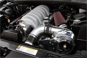 HEMI SUPERCHARGER KIT - Hemi Supercharger Kits - Procharger - Procharger Supercharger Kit: Dodge Magnum 6.1L SRT8 2006 - 2008