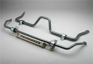 Dodge Challenger Suspension Parts - Dodge Challenger Sway bars - Progress Auto - Progress Front Sway Bar: Dodge Challenger 2009 - 2020