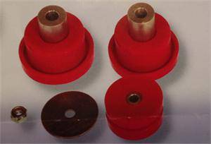 HEMI SUSPENSION PARTS - Hemi Suspension Bushings - Prothane - Prothane Differential Bushings: Chrysler 300C / Dodge Challenger / Charger / Magnum 2005 - 2010
