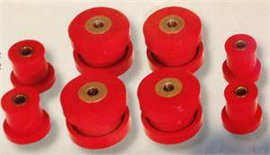 Dodge Magnum Suspension Parts - Dodge Magnum Suspension Bushings - Prothane - Prothane Front Control Arm Bushings: Chrysler 300C / Dodge Challenger / Charger / Magnum 2005 - 2010