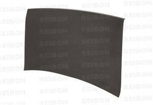 HEMI EXTERIOR PARTS - Hemi Trunk - Anderson Composites - Anderson Composites OEM Carbon Fiber Trunk: Dodge Challenger 2008 - 2020 (Including SRT Hellcat & Demon)