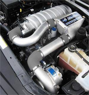 HEMI SUPERCHARGER KIT - Hemi Supercharger Kits - Vortech - Vortech Supercharger Kit: 300C / Challenger / Charger / Magnum 6.1L SRT8 2006 - 2010