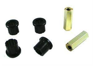 Dodge Magnum Suspension Parts - Dodge Magnum Suspension Bushings - Whiteline - Whiteline Rack & Pinion Steering Bushings: 300C / Challenger / Charger / Magnum V8 2005 - 2010