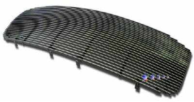 HEMI EXTERIOR PARTS - Hemi Grilles - APS - APS Replacement Stainless Steel Grille 1PC: Dodge Ram 2006 - 2008