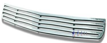 HEMI EXTERIOR PARTS - Hemi Grilles - APS - APS Machined Solid Grille: Dodge Charger 2006 - 2010