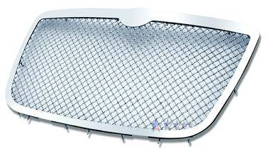 Chrysler 300 Exterior Parts - Chrysler 300 Grille - APS - APS Stainless Wire Mesh Grille: Chrysler 300 / 300C 2005 - 2010