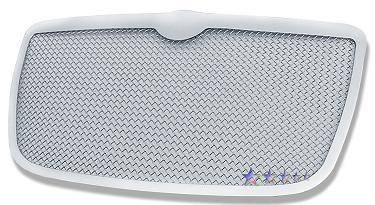 Chrysler 300 Exterior Parts - Chrysler 300 Grille - APS - APS Stainless Steel Mesh Grille: Chrysler 300 / 300C 2005 - 2010