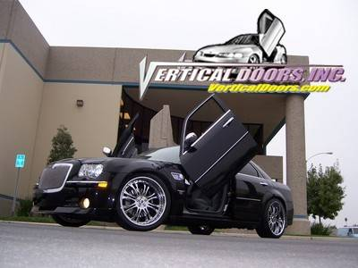 HEMI EXTERIOR PARTS - Hemi Vertical Doors Kit - Vertical Doors - Vertical Doors: Chrysler 300 / 300C 2005 - 2010