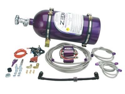 5.7L / 6.1L / 6.4L Hemi Engine Parts - Hemi Nitrous System - Zex - Zex Nitrous System: Dodge Ram 5.7 Hemi 2003 - 2008