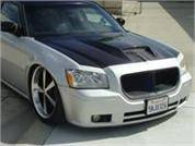 DODGE MAGNUM PARTS - Dodge Magnum Carbon Fiber Parts - Dodge Magnum Carbon Fiber Hood