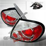 Dodge Neon SRT4 Tail Lights