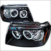 Jeep Grand Cherokee Headlights