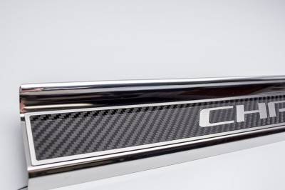 American Car Craft - American Car Craft Carbon Fiber Door Sills: Dodge Challenger 2008 - 2021 (All Models) - Image 2